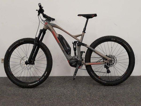 Vorführmodell Tundra E FS + Pro 27,5 Zoll+